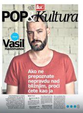 Uz Blic poklon POP & Kultura DANAS VASIL, SUTRA NEKO DRUGI
