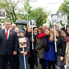 Na Dan pobede pred Rusima priča o našem prkosu Hitleru