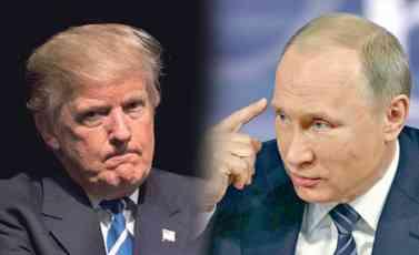 (VIDEO) PUTIN SKENIRA TRAMPA: Kremlj spremio Donaldov psihološki dosije i evo šta u njemu piše!