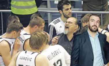 VIŠE GA NE ZANIMA KLUB: Nikola Peković digao ruke od Partizana