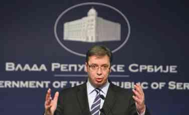 VUČIĆ: Ne potcenjujte snagu Srbije!
