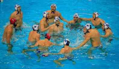 Vaterpolisti Srbije u polufinalu Svetske lige