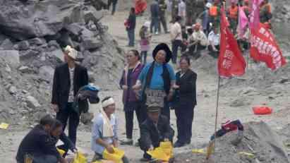 Veliki broj žrtava klizišta u Kini