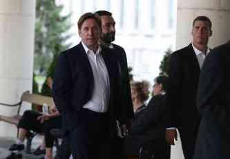 Veselin Jevrosimović i delegacija Atletskog saveza na inauguraciji kod predsednika Vučića! (FOTO)