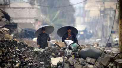 Više od 100 ljudi ubijeno je u zapadnom Mosulu u srijedu