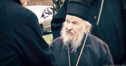 Vladika Artemije: Progone me jer sam zabranio Bajdenu da poseti Dečane