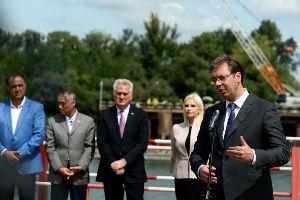 Vučić:Imamo dokaze o veoma ofanzivnom delovanju protiv SRB
