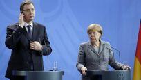 Vučić čestitao Merkel, zahvalan i počastvovan