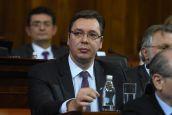 Vučić danas prima roditelje ubijenih gardista