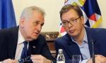 Vučić i Nikolić o pretnjama Rame, Muslijua i Tačija