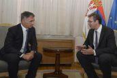 Vučić i Pupovac: Smiriti tenzije na relaciji BG-ZG