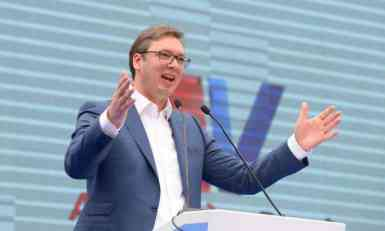 Vučić razgovara sa Putinom o dolasku velike ruske kompanije u Srbiju