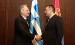 Vulin i Ilijadis o sednici vlada u Solunu, Kosovu i migrantima