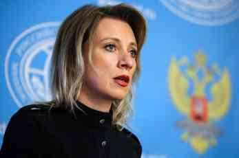 Zaharova: Pre svakog takmišenja koje se održava u Rusiji čujemo napade