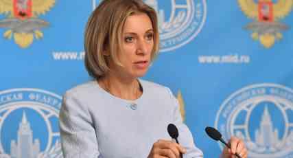 Zaharova: Promena ruskih ambasadora nije u nadležnosti penzionisanog američkog zvaničnika