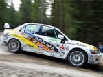 01.04.2009 ::: Rally - Aleksandar Jeremić debitovao sa Borisom Požegom