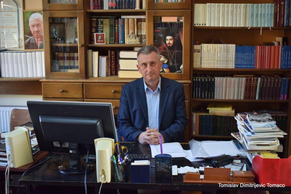 Nagrađen prilog Veroljuba Vukašinovićaa