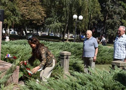 Leskovac: Obeležena godišnjica proboja Solunskog frona