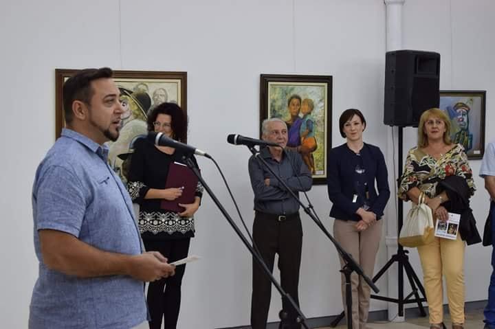 Otvoren Međunarodni umetnički kamp