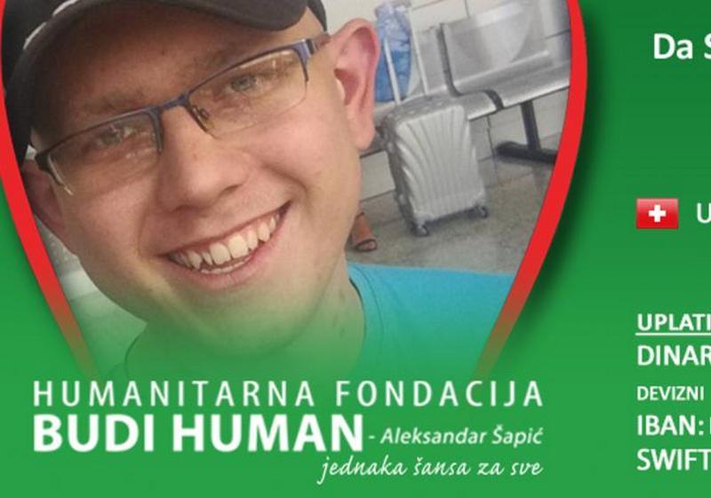 SRBIJO UJEDINI SE I NEKA STEFAN ŽIVI! Da se ponovo smeje fali 130.000 evra: Jedan SMS može mu spasiti život!