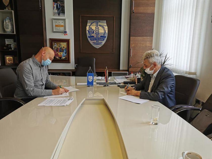 Potpisan sporazum o projektu zapošljavanja
