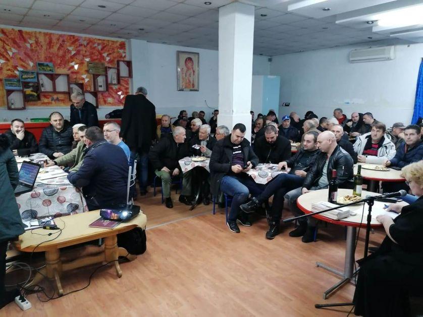 Dom kulture Pečenjevce: Panifestacija posvećena Svetom Trifunu i vinu