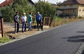 Rekonstrukcija Regionalnog puta kroz Loznu
