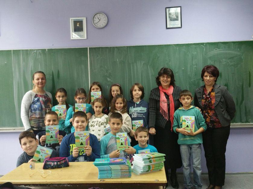Održana radionica za osnovce u Grabovcu