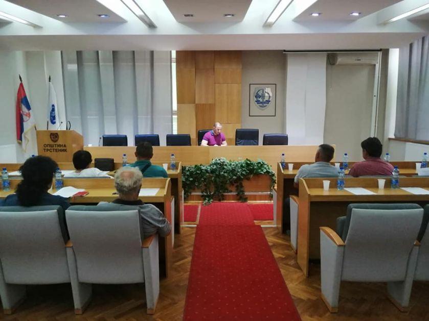 Sastanak sa predstavnicima Mesnih zajednica