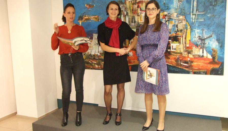 "Narodni muzej Leskovac: Otvorena izložba Marine Milev ""Apsolutno stvarno"""