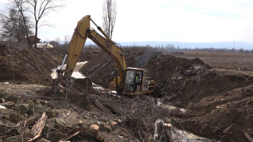 Uređenje korita Riljačke i drugih reka