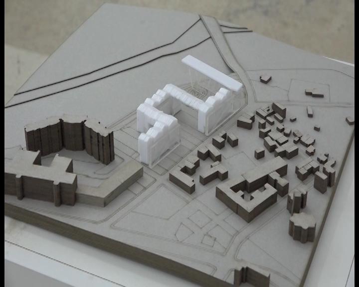 Urbanistički projekti studenata u likovnom salonu
