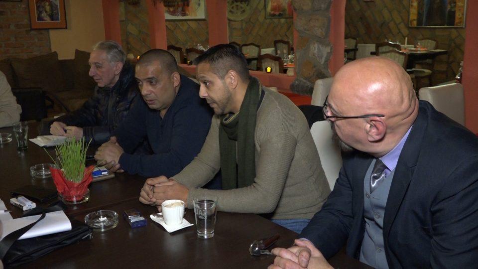Radni sastanak u Romskom Kulturnom centru