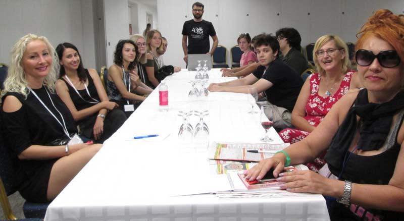 Škola filmske dramaturgije u okviru Festivala