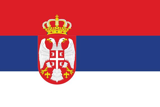 Sprska zastava postoji u dve varijante