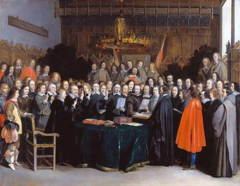 ТРИДЕСЕТОГОДИШЊИ РАТ 1618-48.