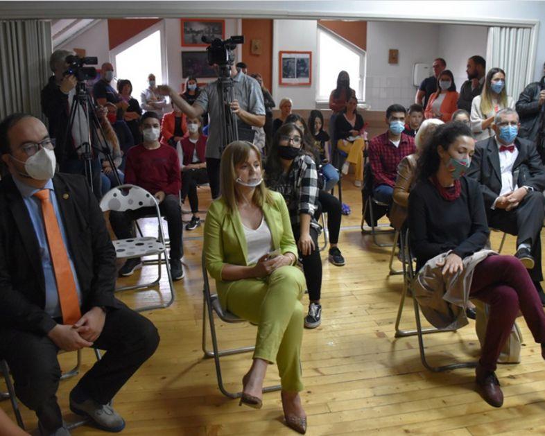 ROTARI KLUB LESKOVAC: Prijem kod gradonačelnika povodom 23. rođendana