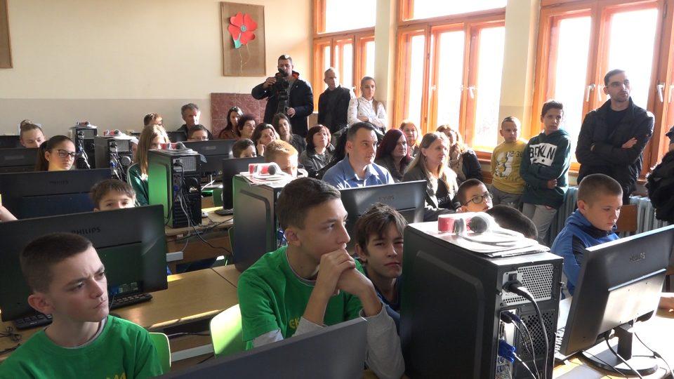 Ekološki projekat realizovan u Milutovcu