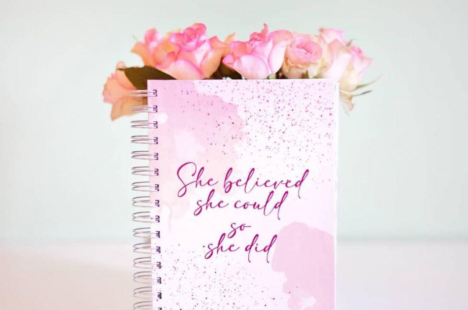 KLUB ORGANIZOVANIH ŽENA: Zašto svaka žena treba da ima svoj planer?