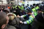 Demonstracije pred samit u Londonu