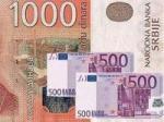 Evro i dalje ispod 79 dinara