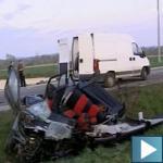 Nesreća na Ibarskoj magistrali