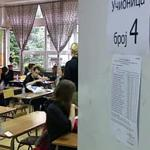 Osnovci polažu test iz matematike