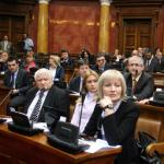 Parlament o državnim simbolima