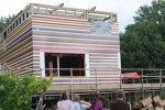 Prva kuća na svetu napravljena od lego kockica
