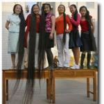 Žena sa najdužom kosom