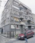 Zgrada tone dva milimetra nedeljno