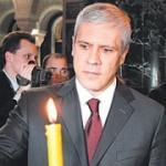 Boris Tadić na poslu i na dan krsne slave!