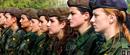 Obuka žena u Vojsci Srbije