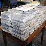 Rekordna zaplena kokaina